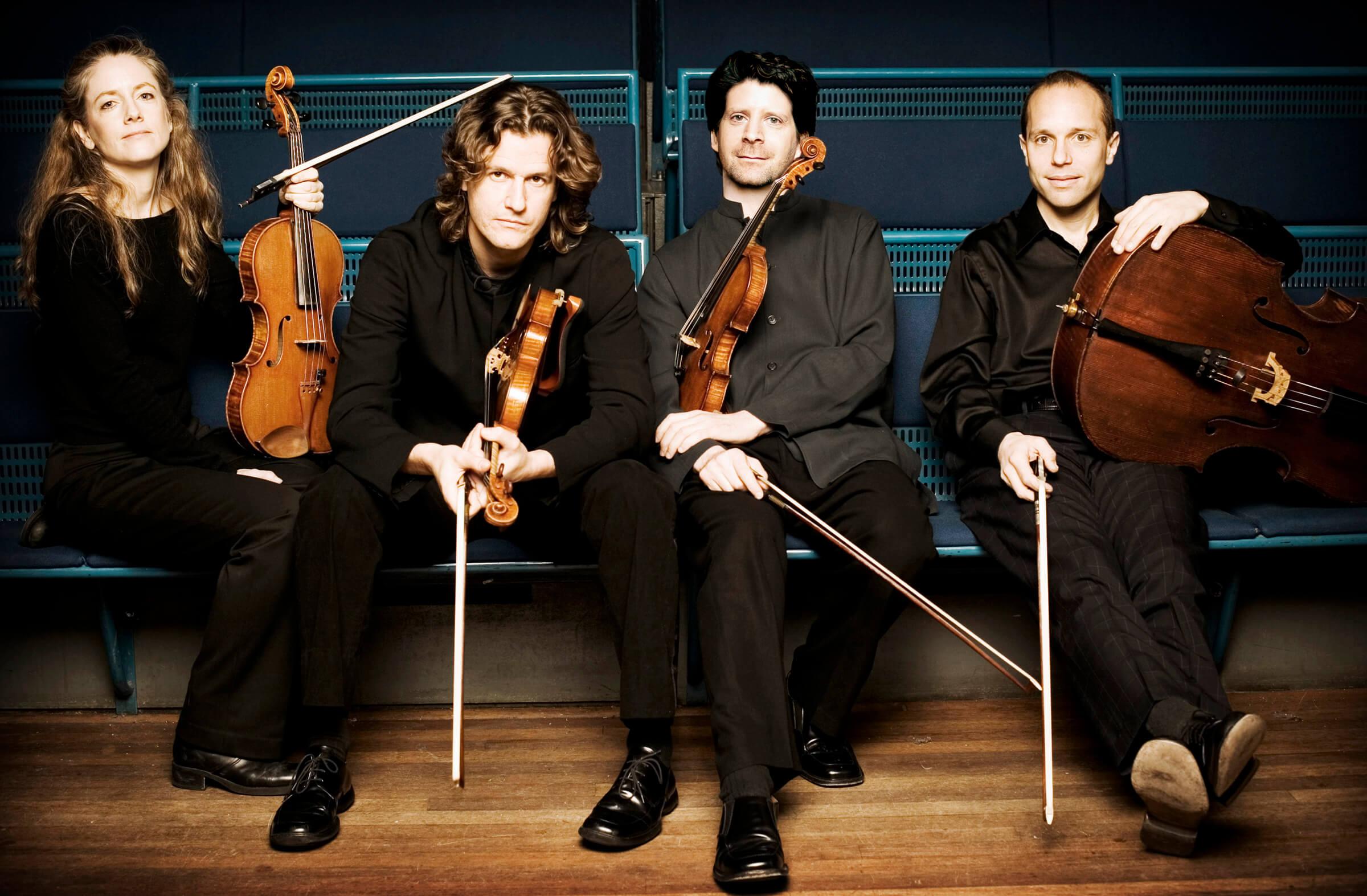 Electric-string-quartet-show-hire-vitamin-string-quartet